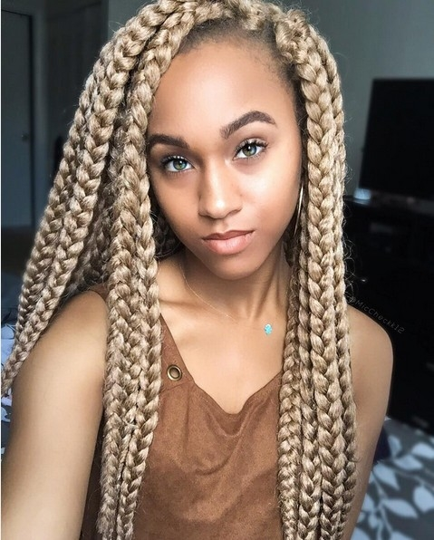 Awesome 12 pretty african american braided hairstyles popular haircuts Braids African American Hairstyles Designs
