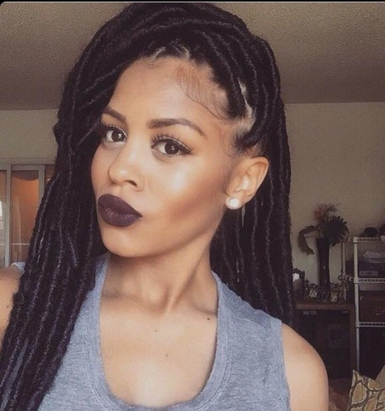 Awesome 12 pretty african american braided hairstyles popular haircuts Pictures Of African American Braiding Hairstyles Designs