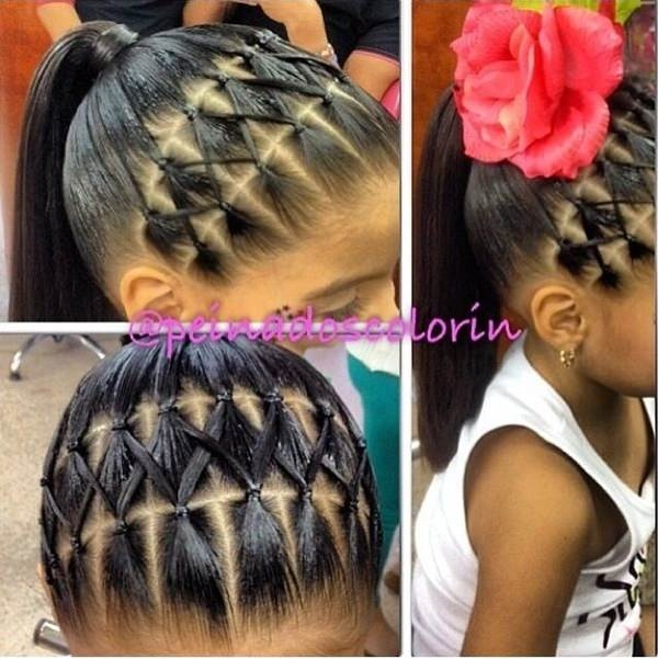 Awesome 133 gorgeous braided hairstyles for little girls Braided Hair Styles For Little Girls Ideas