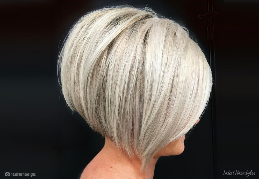 Awesome 15 hottest short stacked bob haircuts to try this year Hair Styles Short Bob Ideas