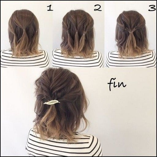 Awesome 160 short hairstyles popular in pinterest page 36 Hairdos For Short Hair Pinterest Choices