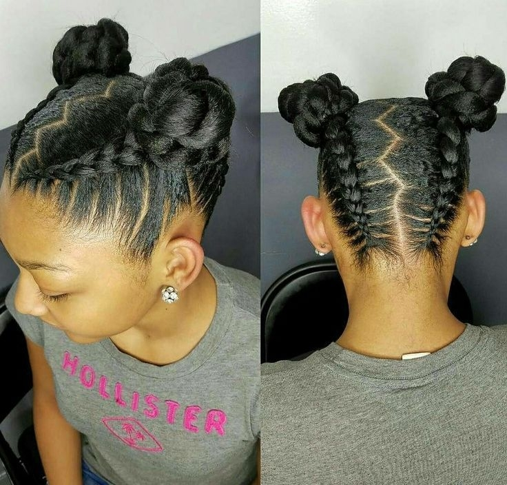Awesome 17 best hair updo ideas for medium length hair best Braided Hairstyles For Medium Length Natural Hair Inspirations
