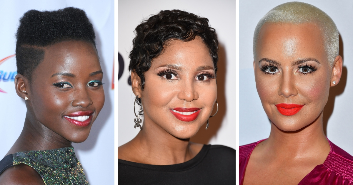 Awesome 18 celeb short hair styles to inspire you to make the chop Female Celebrities With Short Hair Styles Ideas