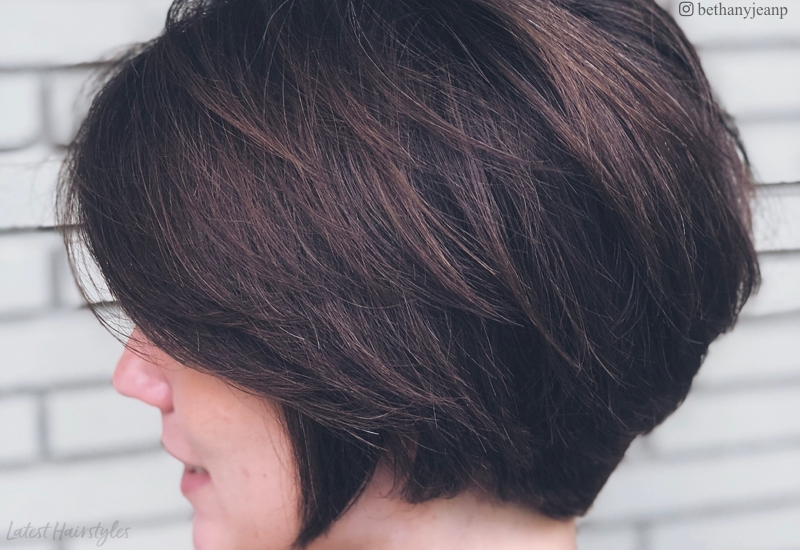Awesome 18 cute short layered bob haircuts that are easy to style Pictures Of Short Layered Bob Haircuts Choices