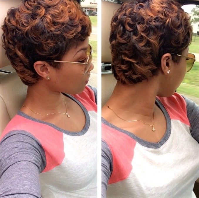 Awesome 19 pretty permed hairstyles best perms looks you can try African American Permed Hairstyles Designs