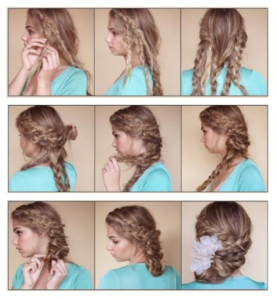 Awesome 20 amazing braided hairstyles tutorials Braided Hairstyles For Long Hair Tutorials Choices