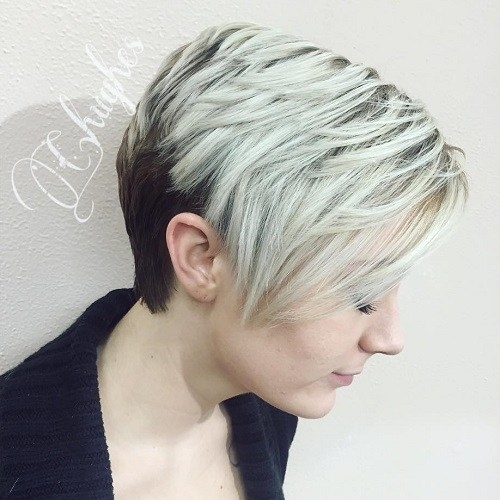 Awesome 20 chic wedge hairstyle designs you must try Short Wedge Haircut Ideas