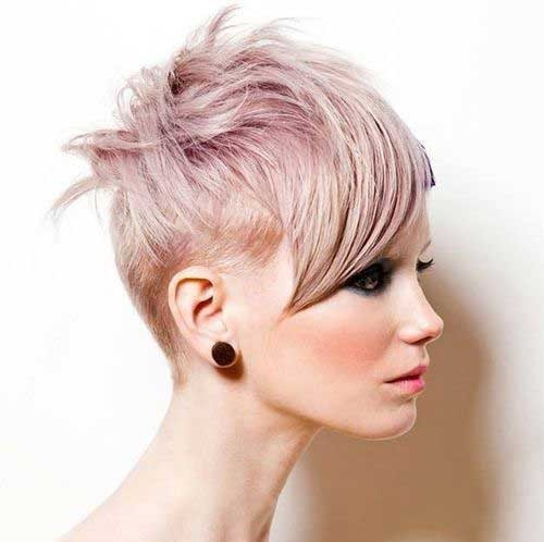 Awesome 20 funky short haircuts Short Funky Hair Styles Ideas