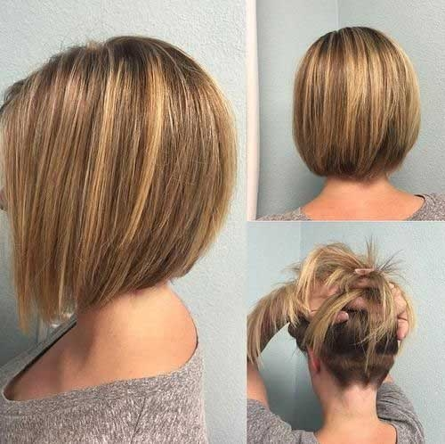Awesome 20 short haircuts with highlights Highlight Short Hair Styles Choices
