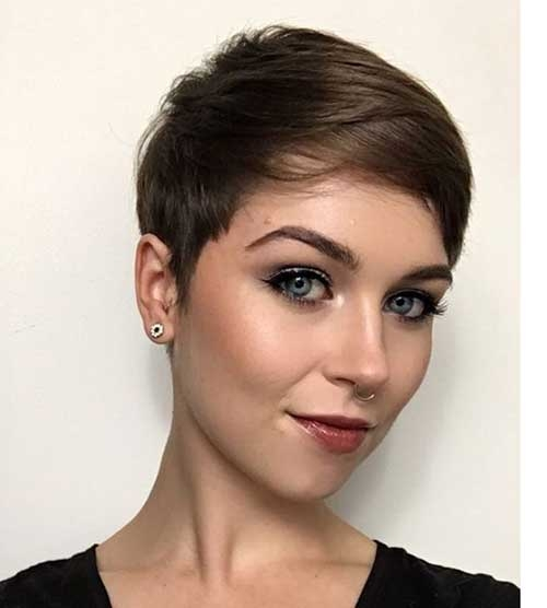 Awesome 20 superb short pixie haircuts for women Super Short Hair Styles For Women Choices