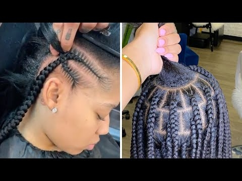 Awesome 2020 beautiful braiding hairstyles compilation trendy Cute Hair Braiding Styles Choices