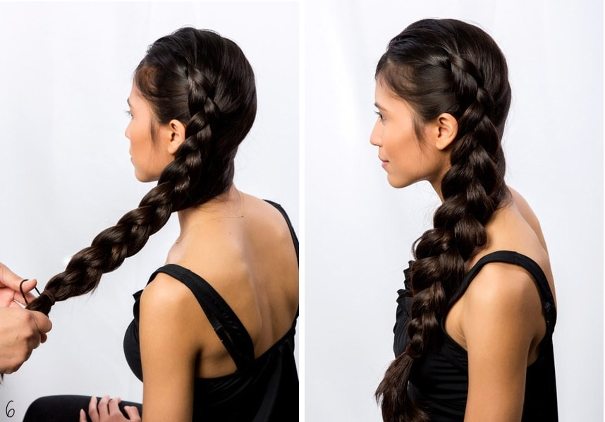 Awesome 21 braids for long hair with step step tutorials Braid Hairstyles For Long Hair Tutorial Choices