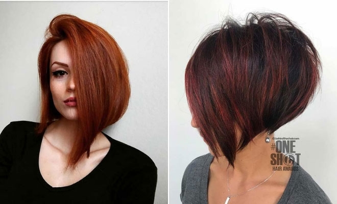 Awesome 23 best short red hair ideas we love for 2019 stayglam Images Of Short Red Hairstyles Choices