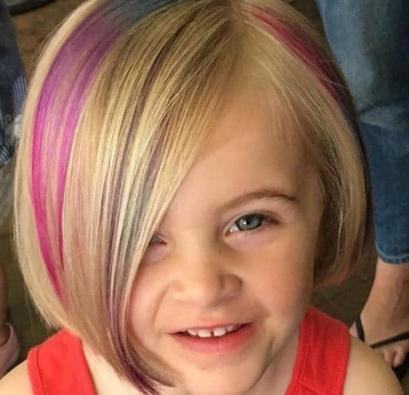 Awesome 25 short haircuts for little girls thatll never go out of style Cute Little Girl Hairstyles For Short Hair Inspirations
