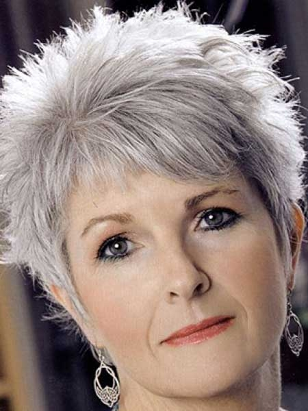 Awesome 25 short hairstyles for older women Short Hair Styles Older Woman Choices