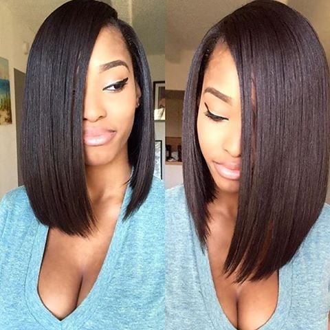 Awesome 25 trendy african american hairstyles 2021 hairstyles weekly Weave Hairstyles For African American
