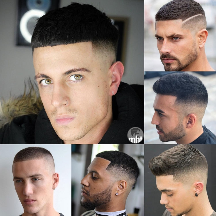 Awesome 25 very short hairstyles for men 2020 guide Very Short Haircut Choices