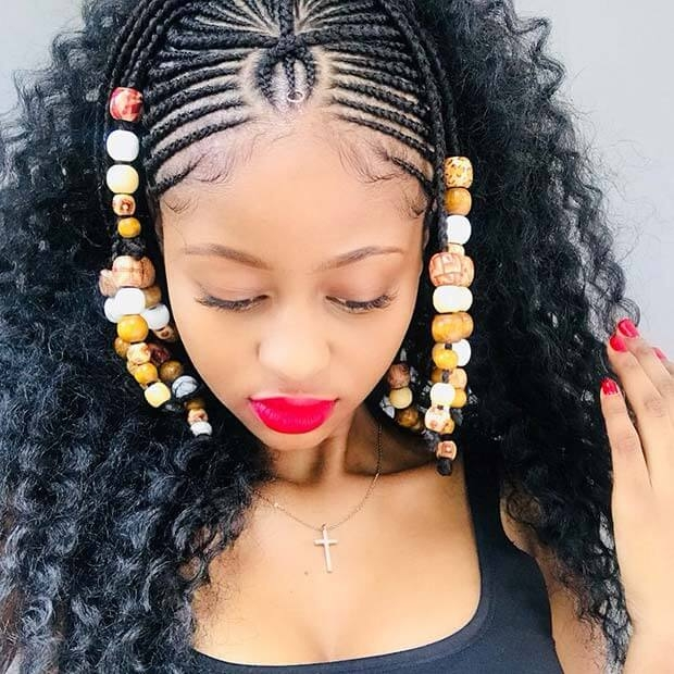 Awesome 25 ways to rock trendy african braids hairstyles for black Trendy Hairstyles Braids Choices