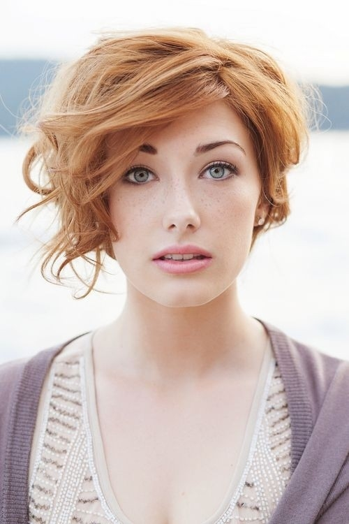 Awesome 26 best short haircuts for long face popular haircuts Short Hairstyles For Long Faces Curly Hair Inspirations