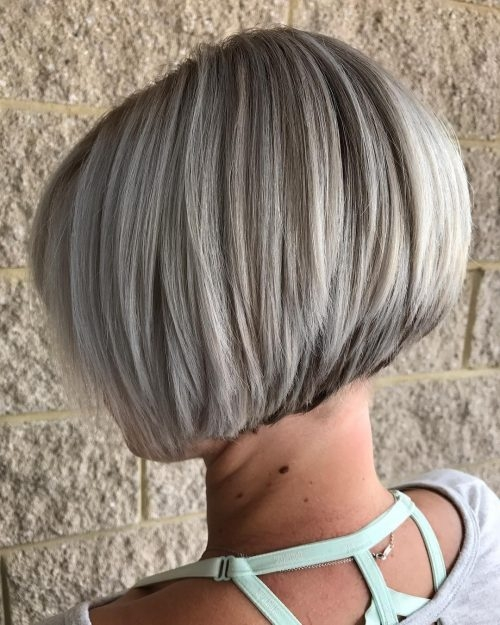 Awesome 28 cute stacked bob haircuts trending in 2020 Very Short Stacked Bob Haircuts Inspirations