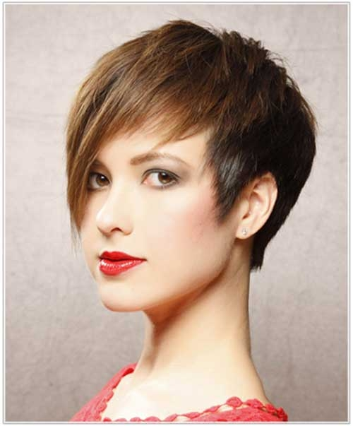 Awesome 28 short straight casual hairstyles Casual Short Haircuts Inspirations