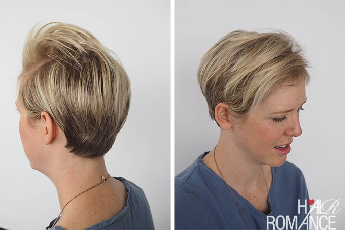 Awesome 3 quick and easy ways to style short hair hair romance Nice Style For Short Hair Choices
