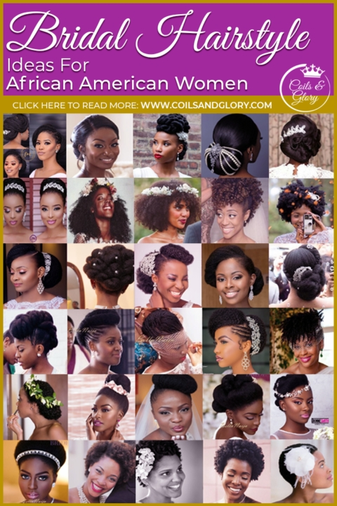 Awesome 30 beautiful wedding hairstyles for african american brides Wedding Updos For Short African American Hair Designs