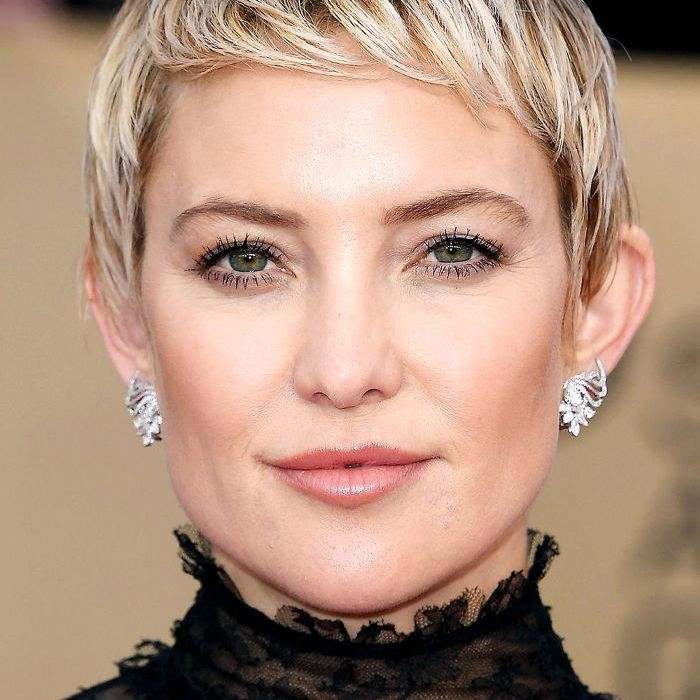 Awesome 30 celeb inspired pixie cuts for thick hair Short Pixie Hairstyles For Thick Hair Ideas