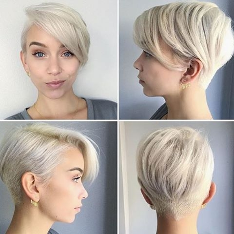 Awesome 35 fabulous short haircuts for thick hair Modern Short Haircuts For Thick Hair Choices
