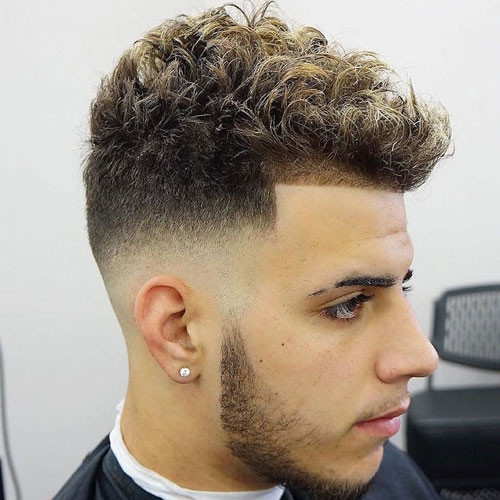 Awesome 39 best curly hairstyles haircuts for men 2020 styles Hairstyles For Short Curly Hair Male Ideas
