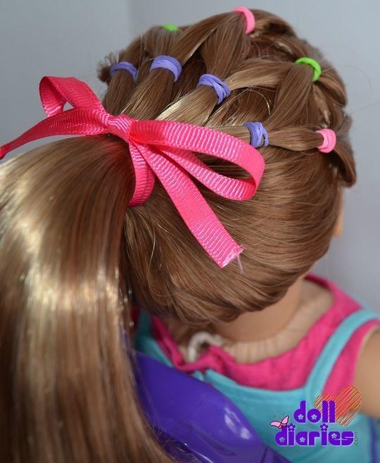 Awesome 40 cute beautiful american girl doll hairstyles 2020 guide Cool Hairdos For American Girl Dolls Designs