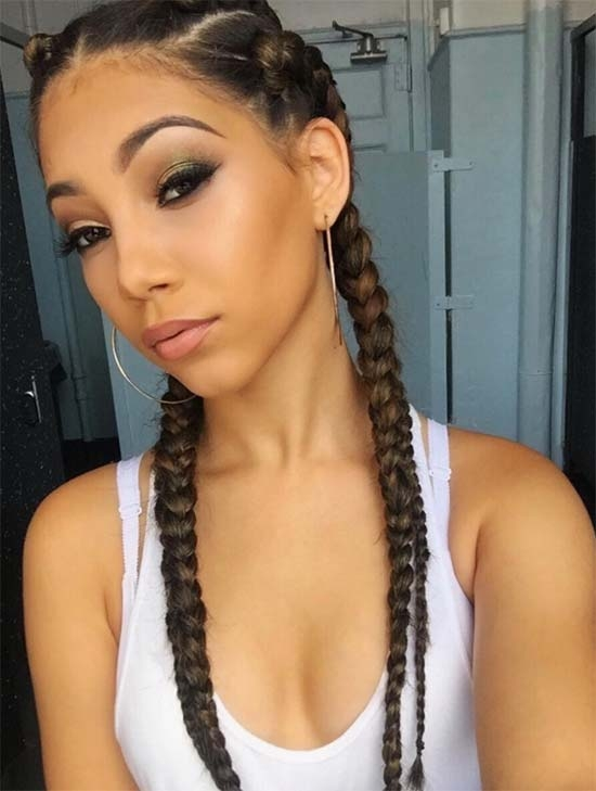 Awesome 40 different types of braids for hairstyle junkies and gurus Different Types Of Braids African American Ideas