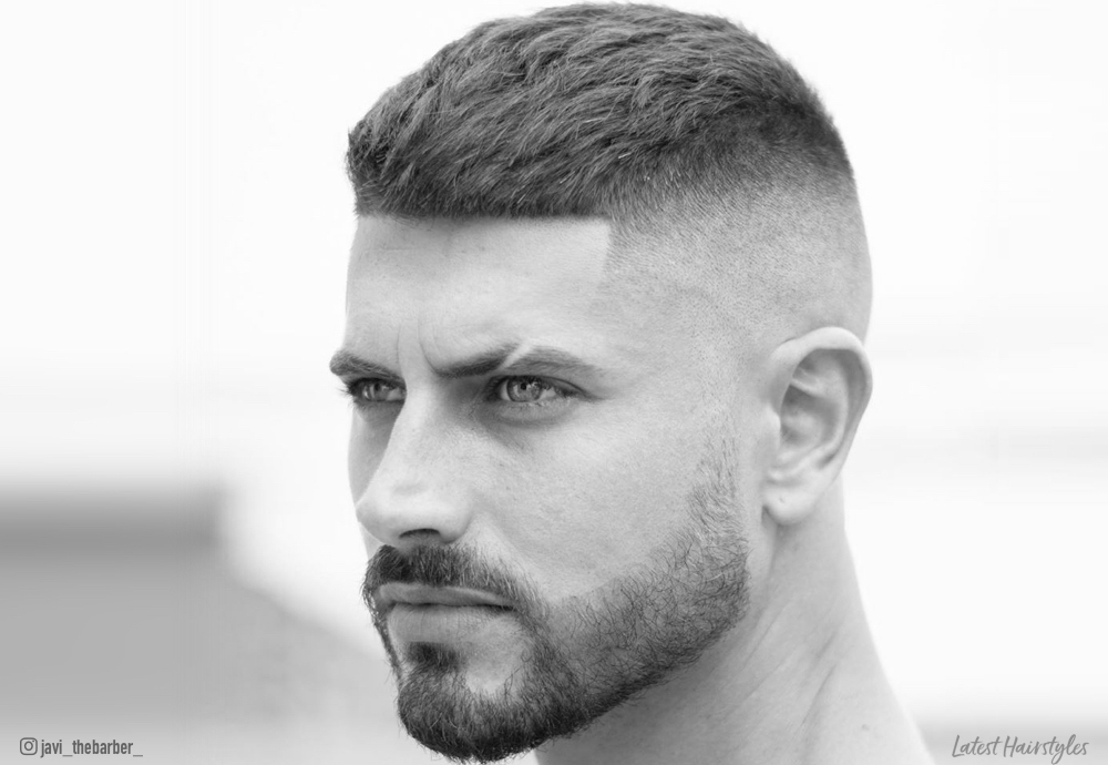 Awesome 41 short hairstyles for men trending in 2020 Cool Hairstyles For Short Hair For Guys Ideas