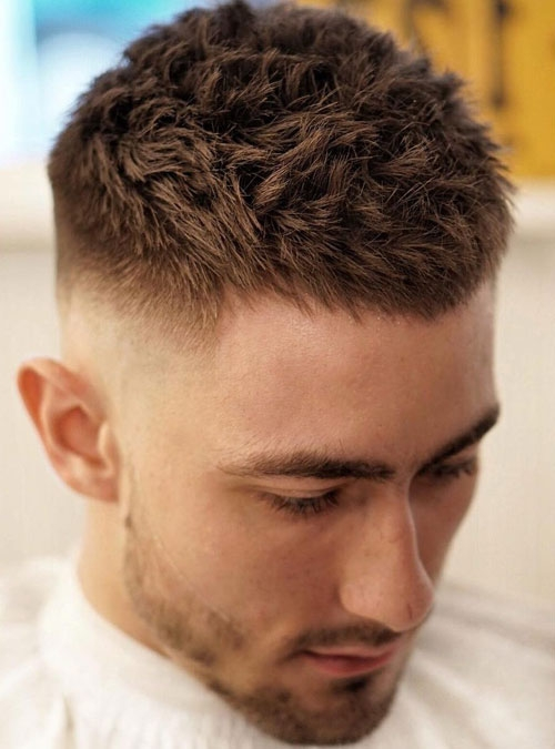 Awesome 50 best short haircuts for men 2020 styles Short Haircut Styles For Guys Inspirations