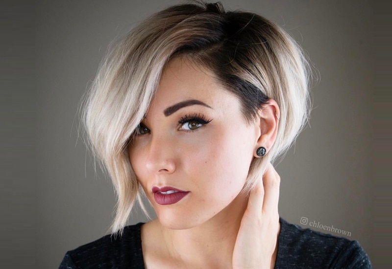 Awesome 50 best short hairstyles for women in 2020 Short Hair Style Woman Ideas