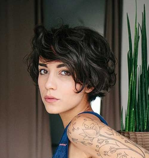 Awesome 50 effortless hairstyles for cool girls trendynesia Short Hairdos For Thin Wavy Hair Choices