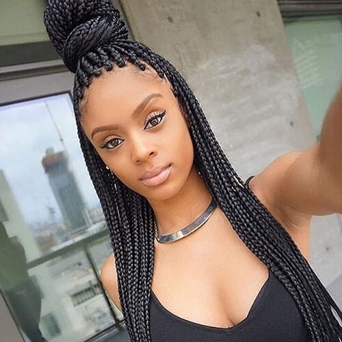 Awesome 50 lovely black hairstyles african american ladies will love Popular African American Hairstyles Designs