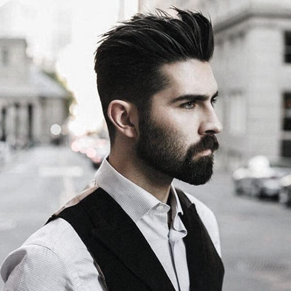 Awesome 50 short beard styles for men fashionable facial hair ideas Mens Short Facial Hair Styles Ideas