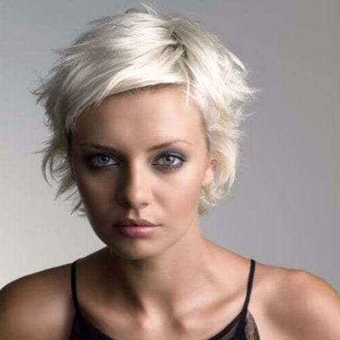 Awesome 55 ravishing short hairstyles for ladies with thick hair Modern Short Haircuts For Thick Hair Inspirations