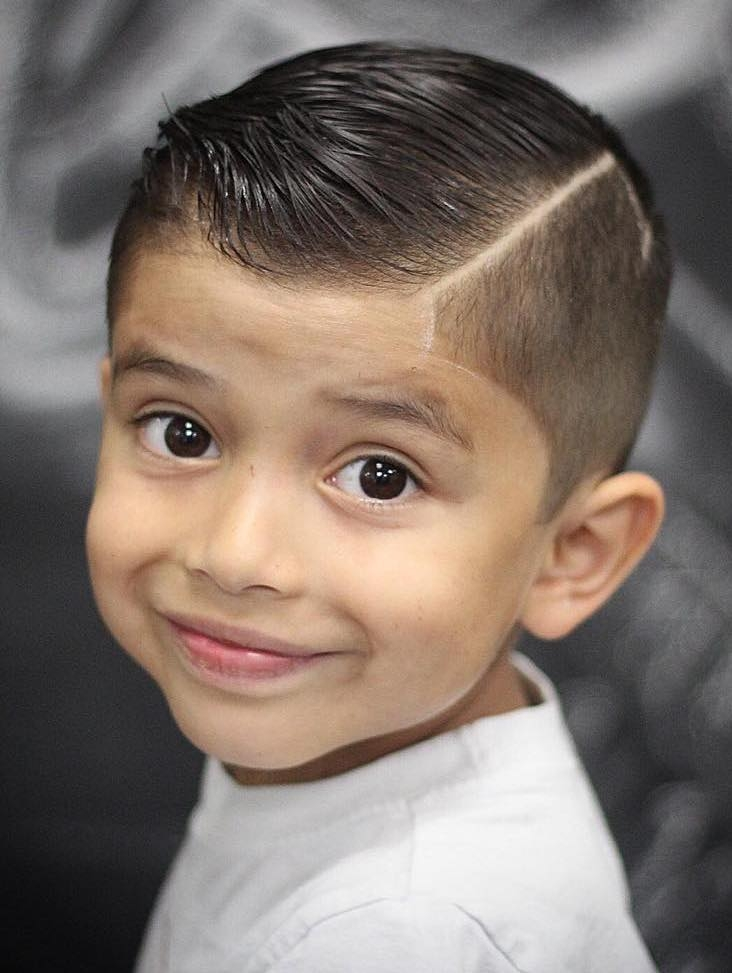 Awesome 60 cute toddler boy haircuts your kids will love Short Haircuts For Little Boys Ideas
