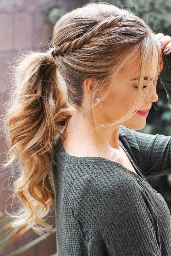 Awesome 63 braided wedding hairstyle ideas weddingomania Fishtail Braid Hairstyles For Wedding Ideas