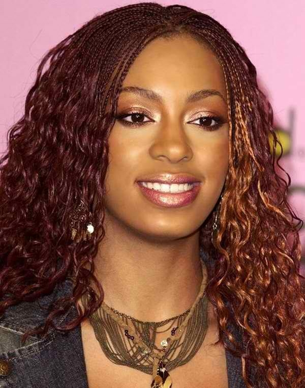 Awesome 65 best micro braids to change up your style Hairstyles For Micro Braid Hair Choices
