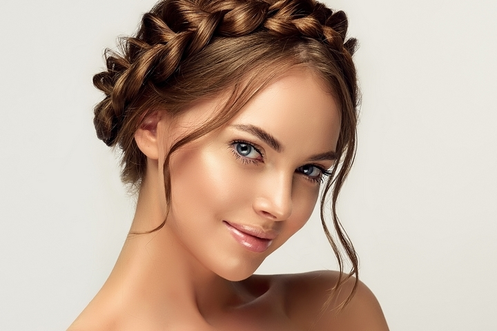 Awesome 7 quick and easy braided hairstyles tony shamas hair salon Quick And Easy Braided Hairstyles For Medium Hair Choices