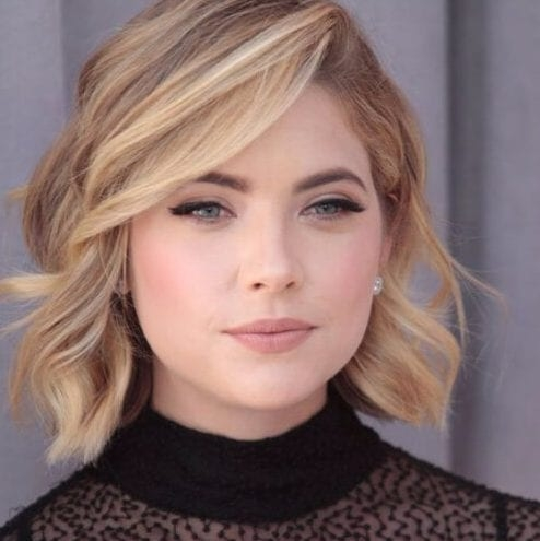 Awesome 75 best haircuts for round faces you must know my new Short To Medium Haircuts For Round Faces Inspirations