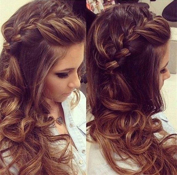 Awesome 8 romantic french braided hairstyles for long hair you Braided Hairdos For Long Hair Inspirations