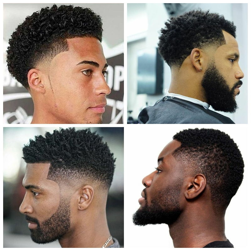 Awesome 84 pictures that will change your idea about black men Black American Haircut Pictures Designs