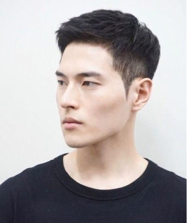 Awesome 99 fabulous men short hairstyles ideas for thick hair mens Asian Boy Short Hairstyles Ideas