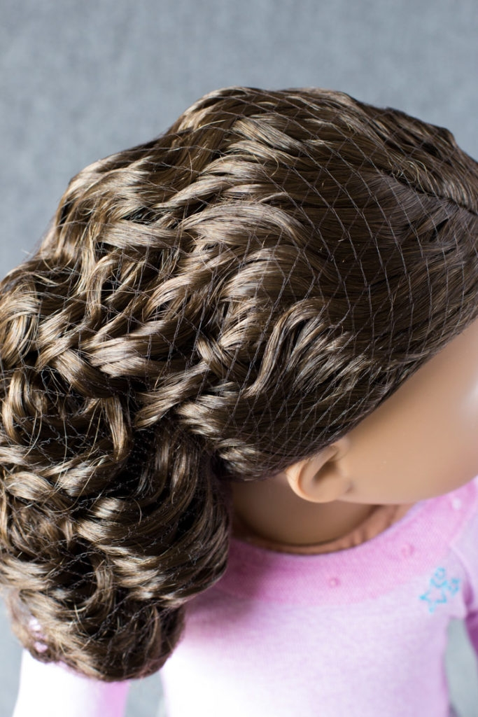 Awesome a close up look at curly hair doll it up Cute Hairstyles For American Girl Dolls With Curly Hair Ideas