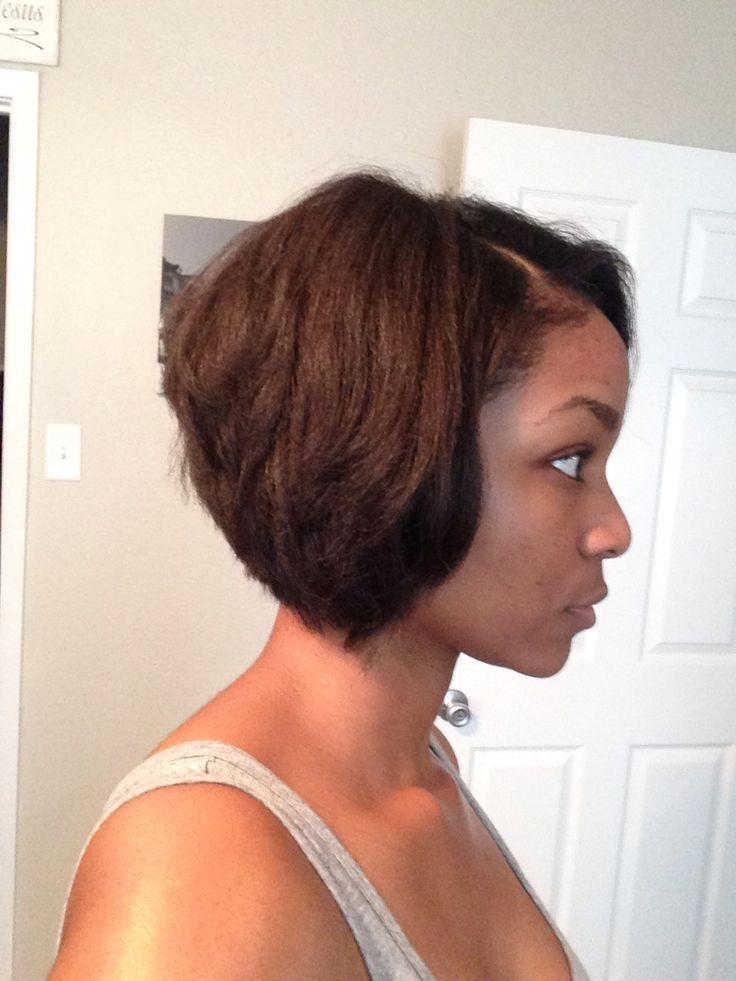awesome bob haircut african american bob hairstyle short Short African American Bob Hairstyles Designs