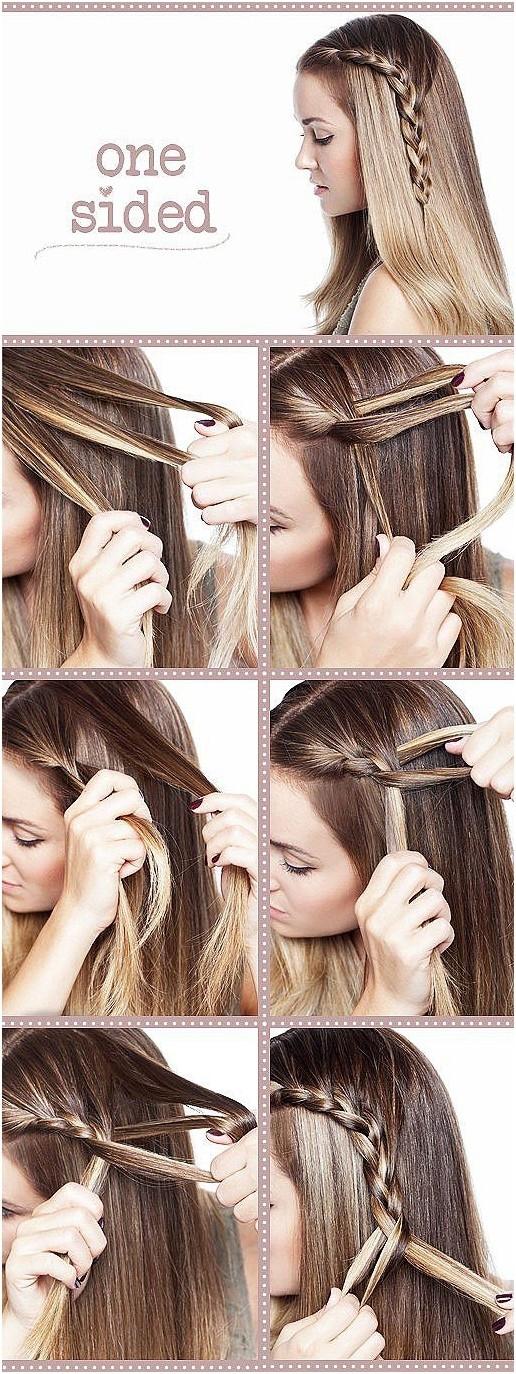 Awesome cute hairstyles with braids bombshells hair studio Cute Braiding Hair Styles Ideas